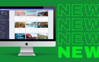 NEW To GREENstick: Cloud Campaign
